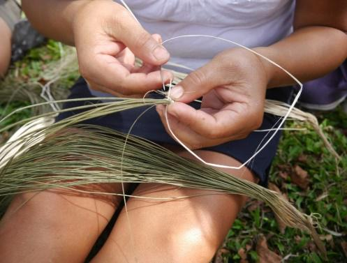 santa elena weaving
